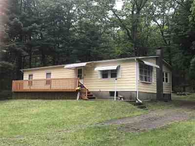 Sullivan County Single Family Home For Sale: 34 Elk Trail