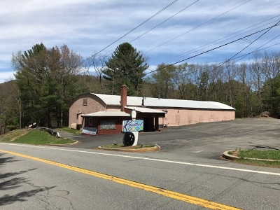 Callicoon Commercial For Sale: 9202 State Route 97