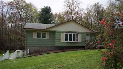 Monticello Single Family Home For Sale: 615 State Route 17b