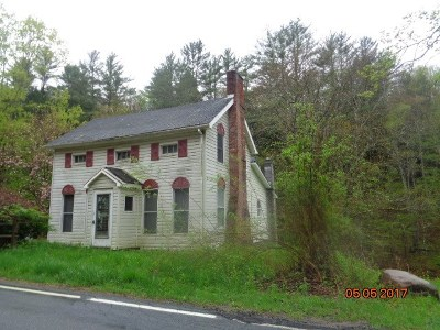 Cochecton NY Single Family Home For Sale: $79,900