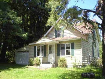 Liberty NY Single Family Home For Sale: $75,000