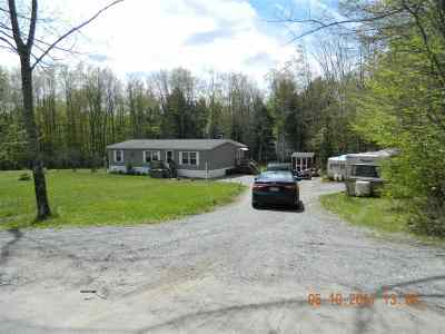 Livingston Manor NY Single Family Home For Sale: $145,000
