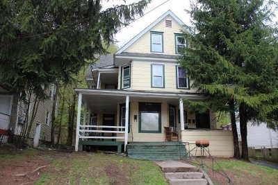 Liberty NY Multi Family Home For Sale: $105,000