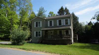 Smallwood Single Family Home For Sale: 75 Taconic Trail