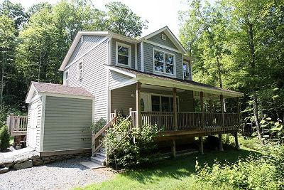 Narrowsburg Single Family Home For Sale: 55 Parker Rd