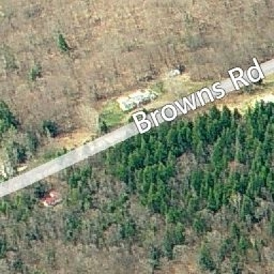 Residential Lots & Land For Sale: Browns Road