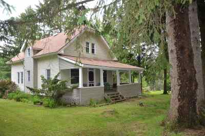 Livingston Manor Single Family Home For Sale: 8 Church Lake Road