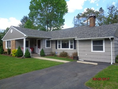 Liberty NY Single Family Home For Sale: $170,000