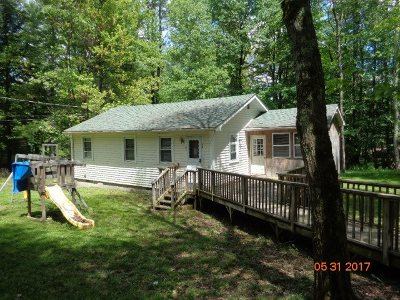 Single Family Home For Sale: 34 Pocahontas Trail