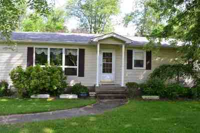Narrowsburg NY Single Family Home For Sale: $144,500
