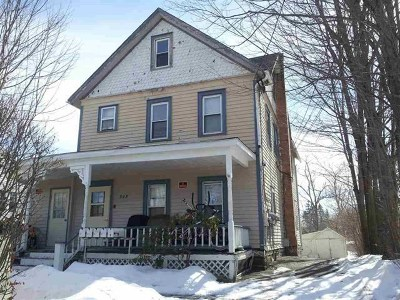 Monticello Multi Family Home For Sale: 545 Broadway