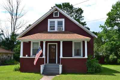 Jeffersonville NY Single Family Home For Sale: $115,000