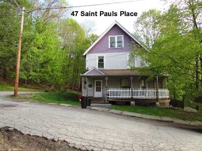 Liberty Multi Family Home For Sale: 47 St. Pauls Place