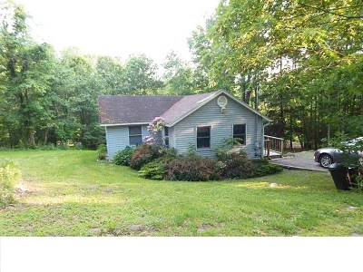 Wurtsboro NY Single Family Home For Sale: $74,999