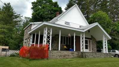 Liberty NY Single Family Home For Sale: $89,000