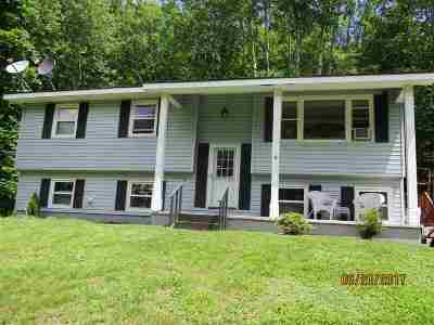 Napanoch NY Single Family Home For Sale: $150,000