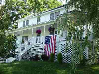 Callicoon NY Single Family Home For Sale: $299,000