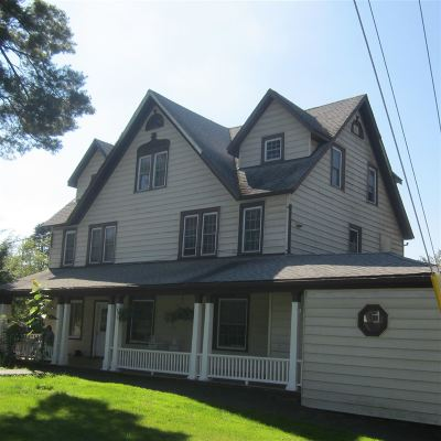 White Sulpher Springs NY Multi Family Home For Sale: $245,000