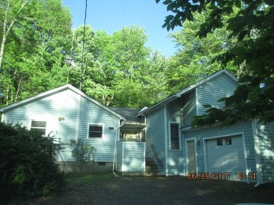 White Lake Single Family Home For Sale: 1072 Lake Shore