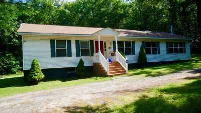 Monticello Single Family Home For Sale: 31 Starlight Rd