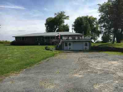 Liberty Single Family Home For Sale: 6038 State Route 55