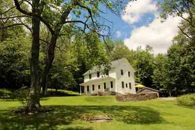 Roscoe Single Family Home For Sale: 227 Anawanda Lake Rd.
