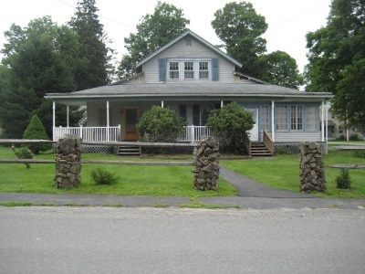 Jeffersonville NY Single Family Home For Sale: $110,000