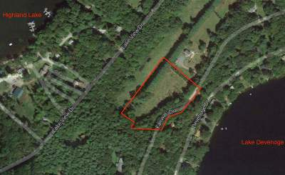 Highland Lake Residential Lots & Land For Sale: (34.38) Fairway Drive
