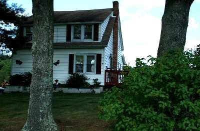 Jeffersonville NY Single Family Home For Sale: $199,999
