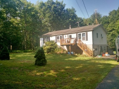 Narrowsburg Single Family Home For Sale: 206 Perry Pond Rd