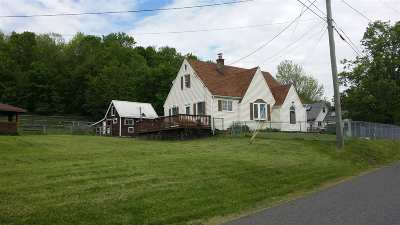 Monticello NY Single Family Home For Sale: $190,000