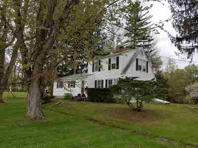 Monticello Single Family Home For Sale: 3307 State Route 42