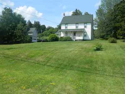 Woodbourne Single Family Home For Sale: 382 State Route 52