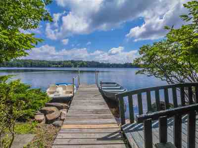 Single Family Home For Sale: 138 Lake Shore West