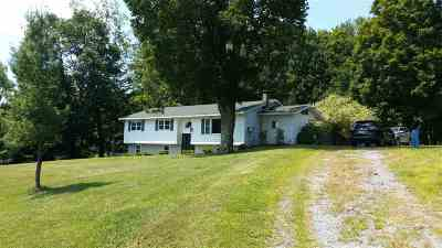 Monticello Single Family Home For Sale: 11 Coopers Corner Road