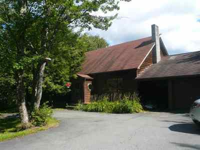 Livingston Manor Single Family Home For Sale: 715 Shandelee Road