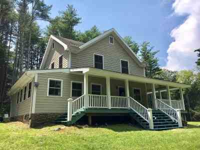 Narrowsburg Single Family Home For Sale: 15 Tusten Farm Lane