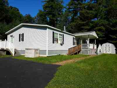 Woodbourne Single Family Home For Sale: 152 Thunder Hill