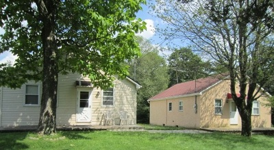 Single Family Home For Sale: 516 County Route 56