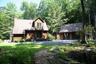 Narrowsburg Single Family Home For Sale: 21 Perry Pond Rd