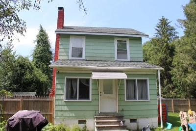 Roscoe NY Single Family Home For Sale: $139,000