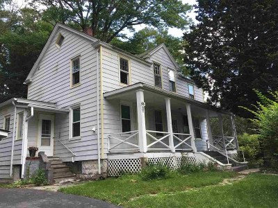 Forestburgh Single Family Home For Sale: 44 Forestburgh Rd