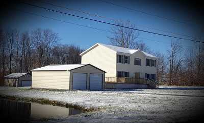 Jeffersonville NY Single Family Home For Sale: $399,999