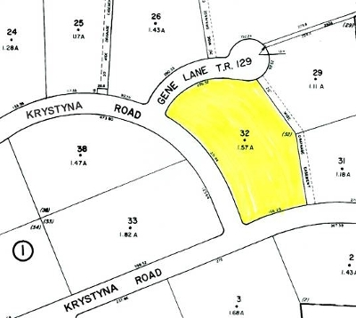 Residential Lots & Land For Sale: 32 Krystyna Rd