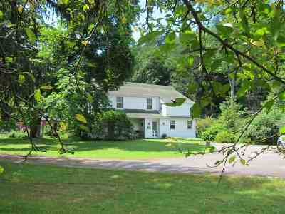 Livingston Manor, Roscoe Single Family Home For Sale: 1331 Cooks Fall Rd