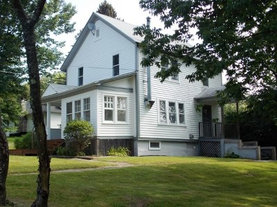 Monticello NY Single Family Home For Sale: $95,000