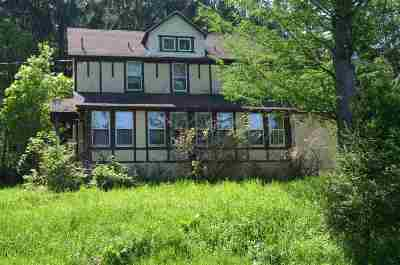 Livingston Manor NY Single Family Home For Sale: $189,000
