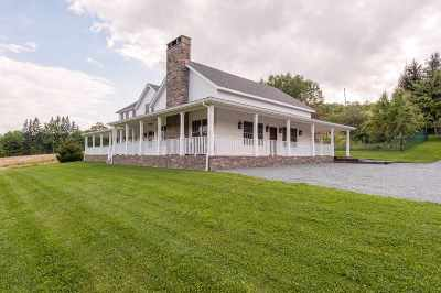 Callicoon Center NY Single Family Home For Sale: $1,395,000