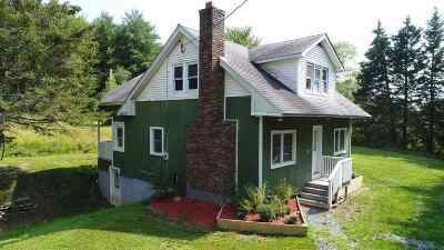 Swan Lake NY Single Family Home For Sale: $199,000