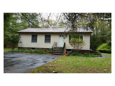 Glen Spey Single Family Home For Sale: 37 Anna